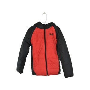 Under Armour Puffers 7 Red